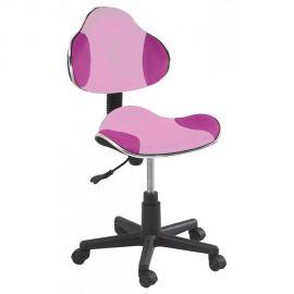 Scaun de birou Q-G2 roz/ roz