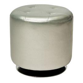 Taburete C901 argintiu
