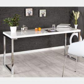 Birou White Desk 160cm alb - Evambient VC - Birouri