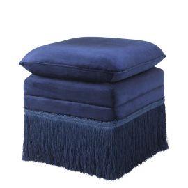 Taburete Rochas albastru