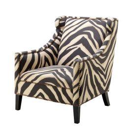 Fotoliu Zebra
