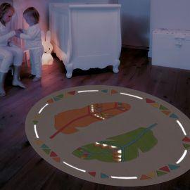 Covor copii Spirit-Glowy 130cm - Evambient AE - Reduceri