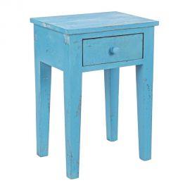 Noptiera MARGOT 1DR albastru