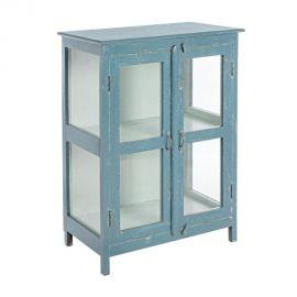 Dulap ANIA 2DO albastru 105x75cm
