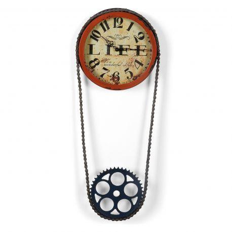 Ceas decorativ ANIK Clock - Evambient Barcelona Living - Decoratiuni perete