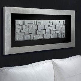 Basorelief decorativ City - Evambient SV - Decoratiuni perete
