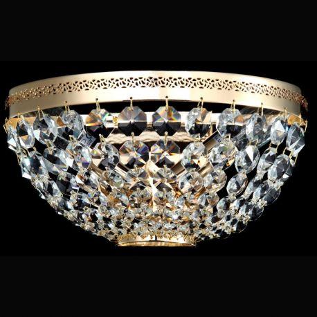 Aplice - Aplica Ottilia auriu