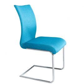 Set de 4 scaune Suave albastru