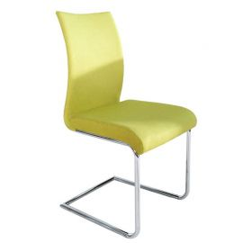 Set de 4 scaune Suave lemon
