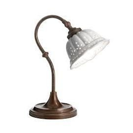 Lampa de birou rustica Anita