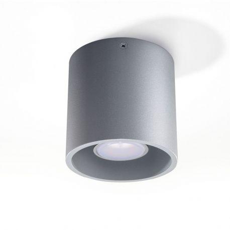 Spot modern aplicat ORBIS 1 grey