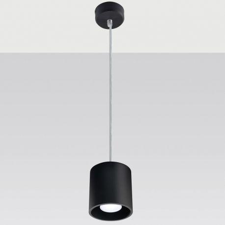 Pendule, Lustre suspendate - Pendul modern ORBIS negru