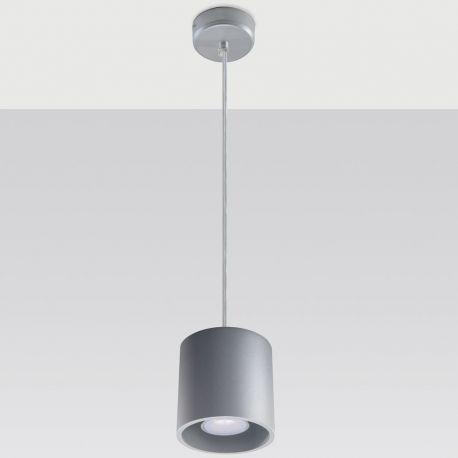 Pendul modern ORBIS gri