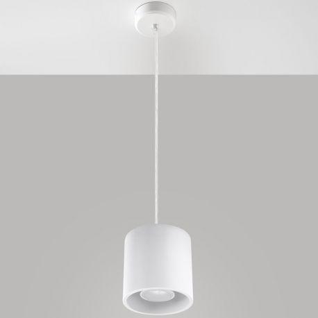 Pendul modern ORBIS alb