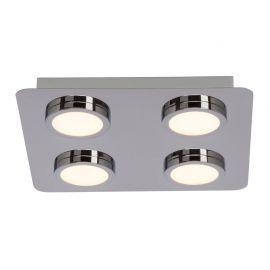 Plafoniera cu 4 Spoturi LED baie Magellan - Evambient BL - Iluminat pentru baie