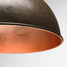 Lustra Galileo fier/ cupru 40cm