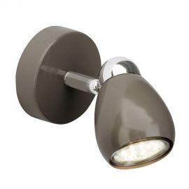 Aplica LED Milano gri - Evambient BL - Aplice cu Spot