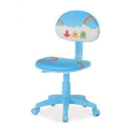 Scaun de Birou copii HOP 2 albastru