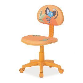 Scaun de Birou copii HOP 3 portocaliu