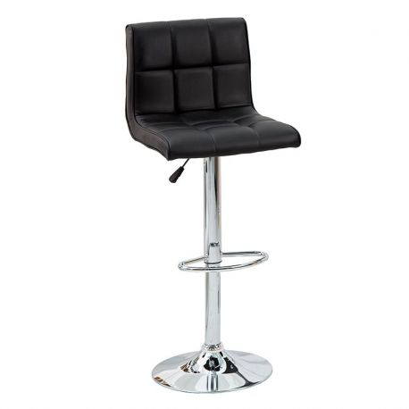 Scaune Bar - Set 2 scaune bar Modena negru