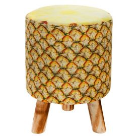 Taburet design ananas Fruits 45cm
