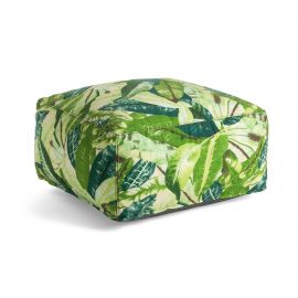 Taburet IN& OUT TROPICAL 60x60cm - Evambient Barcelona Living - Banchete-Tabureti