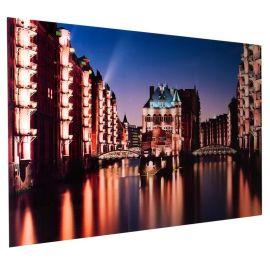Tablou Hamburg Speicherstadt 100x140cm