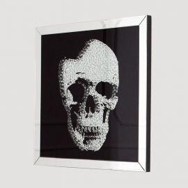 Tablou Mirror Skull 60x60cm