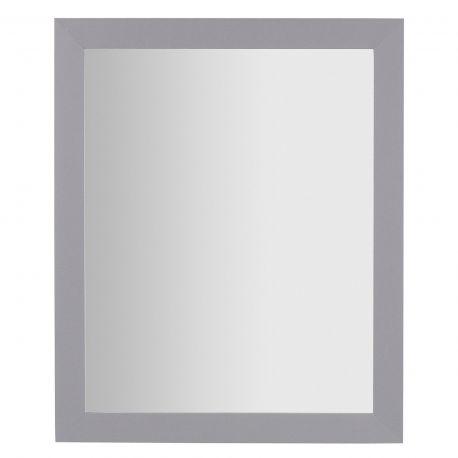 Oglinda moderna JUNKO gri 57x47cm