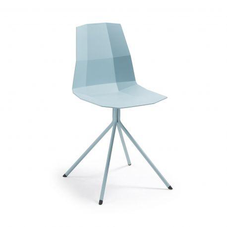 Scaun modern PIXEL albastru - Evambient Barcelona Living - Scaune