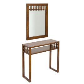 Set consola cu oglinda Adelia