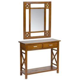 Set consola cu oglinda Adelia I