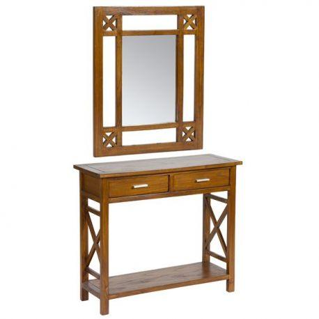Set consola cu oglinda Adelia I - Evambient SAP - Oglinzi