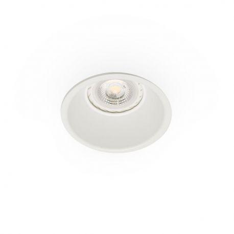 SPOT LED INCASTRABIL GAS alb