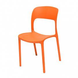 Set de 4 scaune Ufo portocaliu