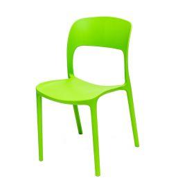 Set de 4 scaune Ufo verde