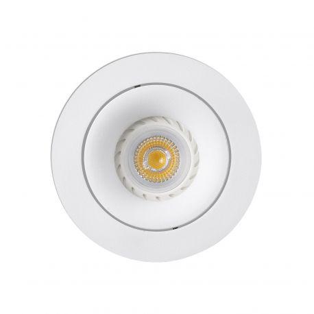 Spot LED incastrabil baie WET alb