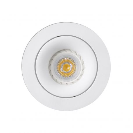 Spot LED incastrabil baie WET alb - Faro Barcelona - Iluminat pentru baie
