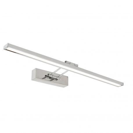Aplica LED PICABIA 12W crom - SULION - Aplice oglinda, tablou