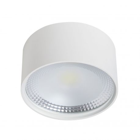 Spot LED aplicat IP40 ALPHA round