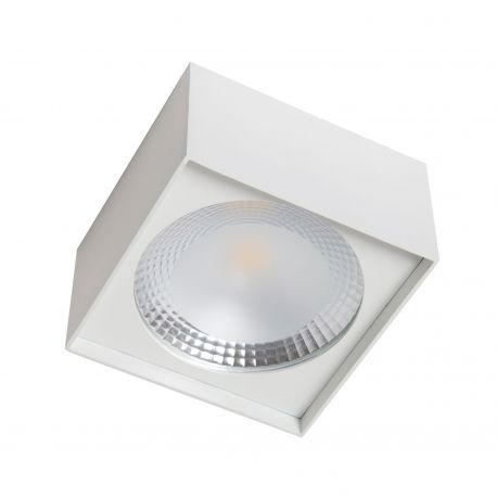 Spot LED aplicat IP40 ALPHA square