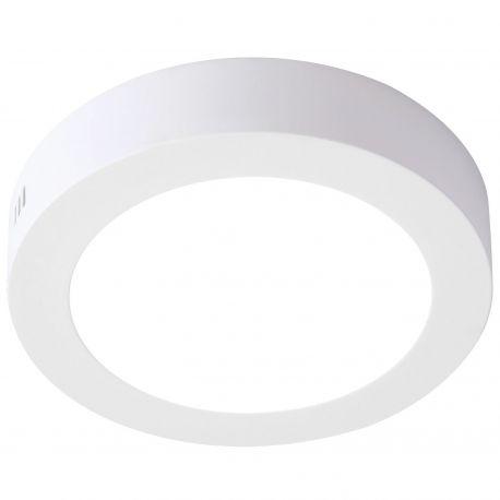 Plafoniera LED baie IP44 PLURIEL 12W alba - SULION - Iluminat pentru baie