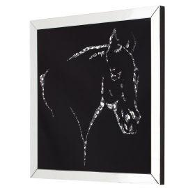 Tablou Mirror Horse 60x60cm