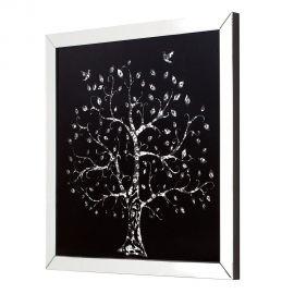 Tablou Mirror Tree 80x80cm