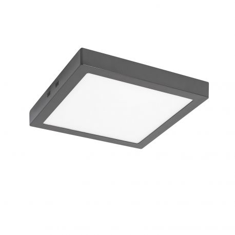 Plafoniera LED exterior OUTDOOR II antracit 18W - SULION - Plafoniere