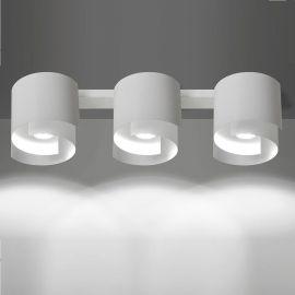 Plafoniera moderna STYLE III alba - Evambient EMB - Plafoniere cu spoturi, Spoturi aplicate