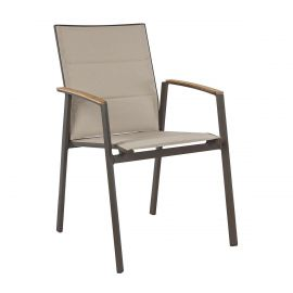 Set de 4 scaune VICTOR carbune/ gri - Evambient BZ - Scaune