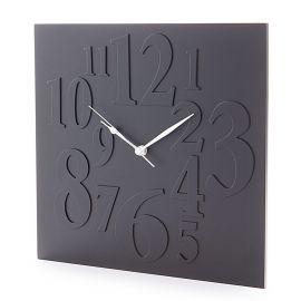 Ceas de perete MIX BLACK