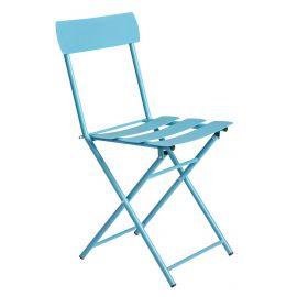 Scaun RISE albastru deschis