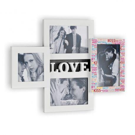 Rame foto colaj LOVE - Evambient FTP - Decoratiuni perete